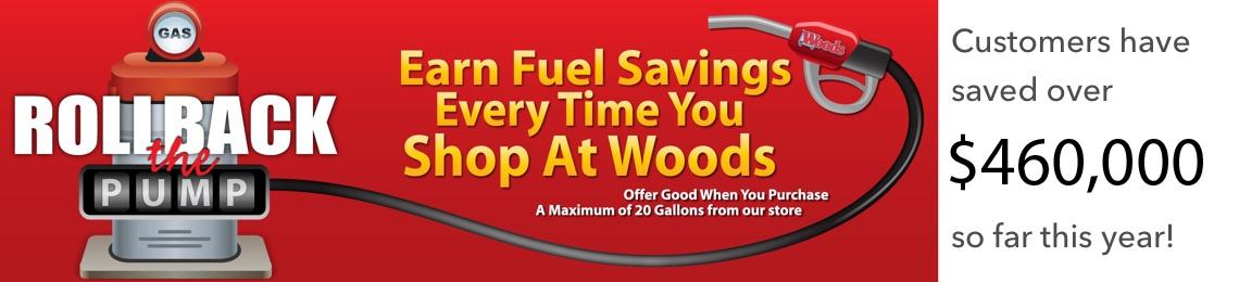 Fuel Rewards September- $460,000