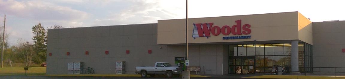 Woods Supermarket Warrensburg Missouri