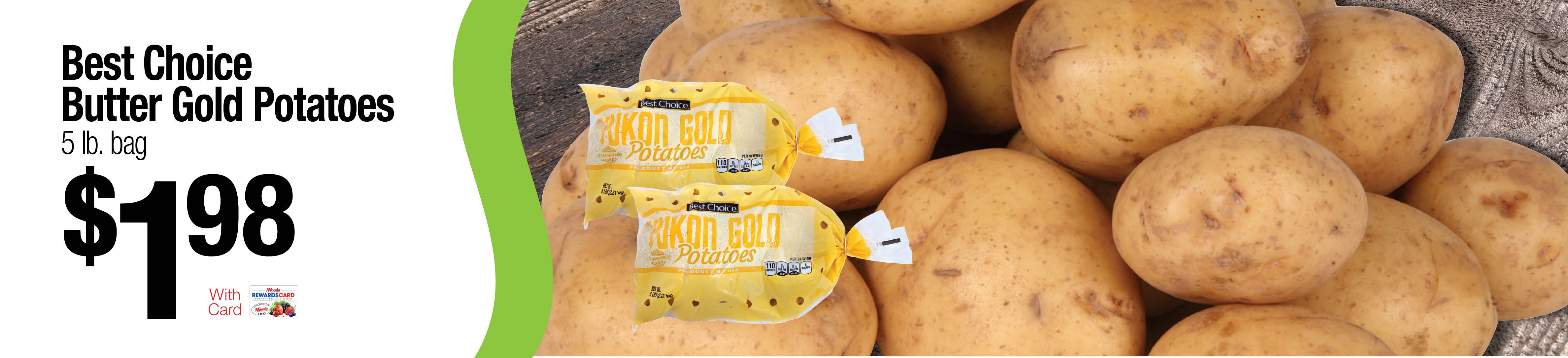 Best Choice Butter Gold Potatoes