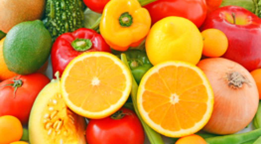 Fruit & Vegetables