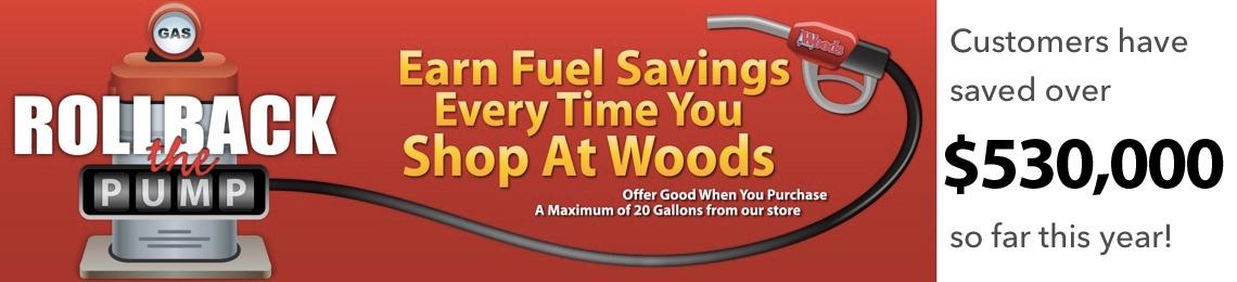 Fuel Rewards October- $530,000
