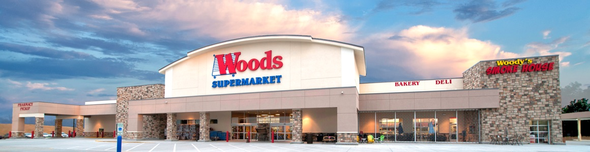 Woods Supermarket Sunrise Beach, Missouri