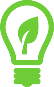 Woods Conservation and Energy Green Bulb