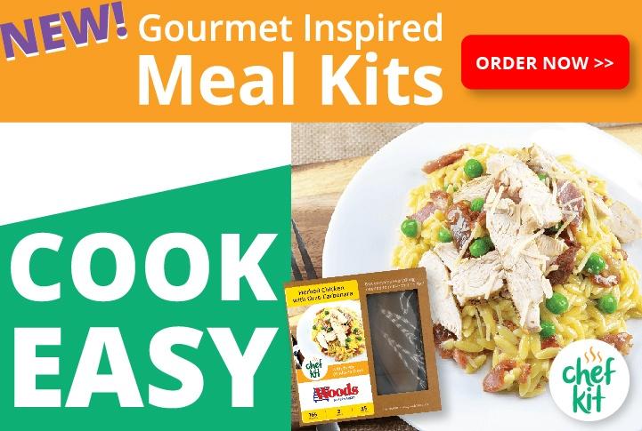 Gourmet Meal Kits