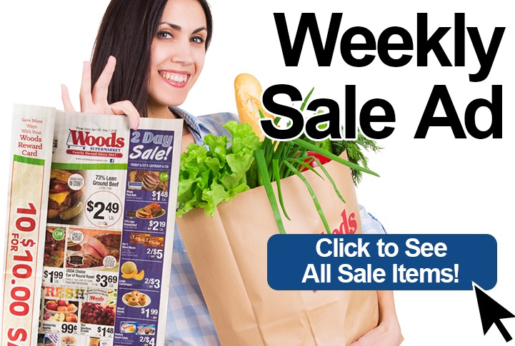 Weekly Sale Ad