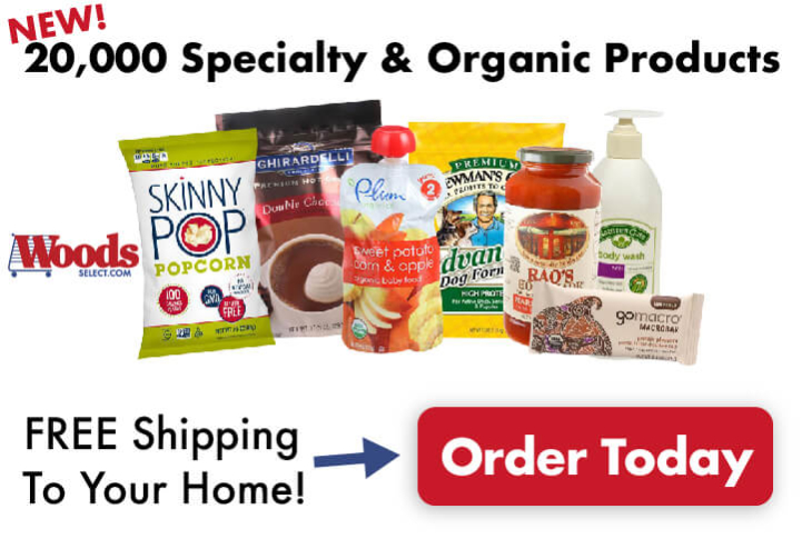 organic and specialty grocery direct shipping