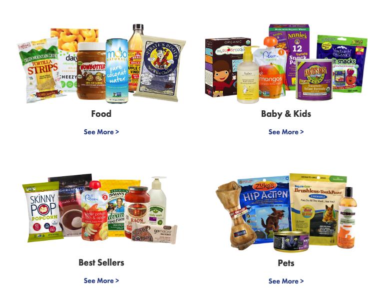 organic product image example
